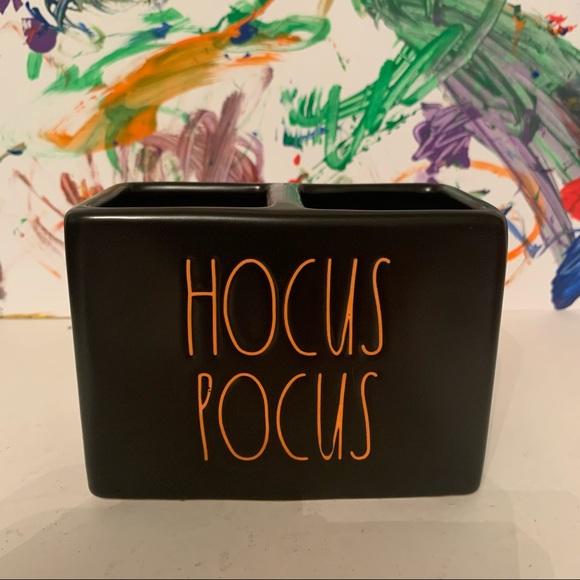 Hocus Pocus Halloween Bathroom Accessory Holder